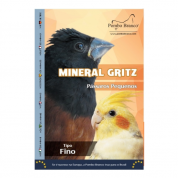 Mineral Gritz Pássaros Pequenos Pombo Branco 50g