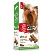 Mini Snack para Cães Spin Pet Coco Castanha Abóbora 100g