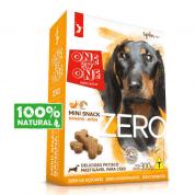 Mini Snacks para Cães OnebyOne Zero Banana e Aveia - 300g