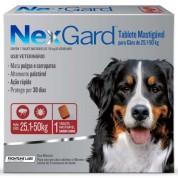 Imagem - NexGard Antipulgas e Carrapatos Cães 25,1 a 50kg