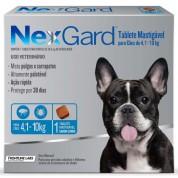 Imagem - NexGard Antipulgas e Carrapatos Cães 4,1 a 10kg