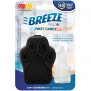 Odorizante de Carros e Ambientes Breeze Paw Black 7ml