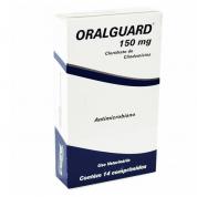 Imagem - Oralguard 150mg com 14 Comprimidos