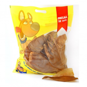 Orelha Bovina Desidratada Snack Show 500g