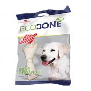 Ossinho para Cachorro Natural 100% Vegetal Ecobone Colorido - Pacote com 2 unidades