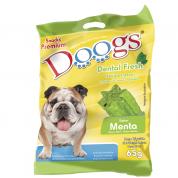 Osso Cachorros Doogs Dental Fresh Menta 65g