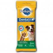 Osso DentaStix Pedigree 3 Unidades Cães Raças Médias 75g