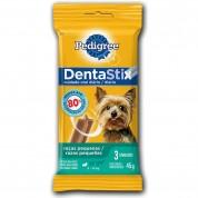 Imagem - Osso DentaStix Pedigree 3 Unidades Cães Raças Pequenas 45g