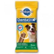 Imagem - Osso DentaStix Pedigree 7 Unidades Cães Raças Médias 180g