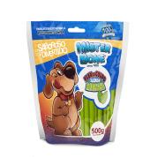 Osso Palito Flexível Mister Bone Menta Cachorros 500g