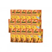PAGUE 12 LEVE 15 - Friskies Petiscos Party Mix Frango, Fígado e Peru 40g