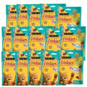 PAGUE 12 LEVE 15 - Petiscos Friskies Party Mix Camarão, Salmão e Atum 40g