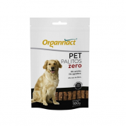 Palitos Organnact Pet Palitos Zero Sachê 160g