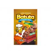 Palitos Sticks Batuta Cachorros Carne 65g