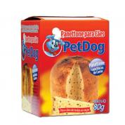 Panettone Cachorros com Flocos de Carne PetDog 80g