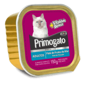 Patê Primogato Premium Frutos do Mar Adultos 150g