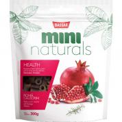 Petisco Bassar Mini Naturals Health Romã e Alecrim 300g