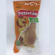 Petisco Cachorros Defumado Dried Cervical Petiscão 100g