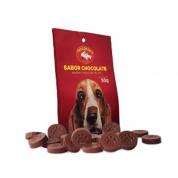 Petisco Chocodogs Pastilha Chocolate para Cachorros 50g