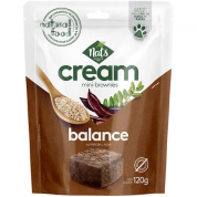 Petisco Mini-Brownies Nats Cream Balance Cachorros 120g