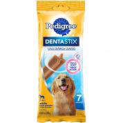 Imagem - Petisco Osso Dentastix Pedigree Cachorros Raças Grandes 7 unidades 270g
