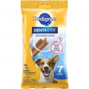 Petisco Osso Dentastix Pedigree Cachorros Raças Pequenas 7 unidades 110g