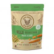 Petisco para Cães Dog Menu Baked Veggie Lentilha e Cenoura 250g