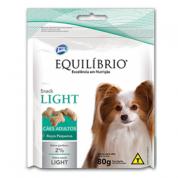 Petisco Snack Equilíbrio Light Raças Pequenas 80g