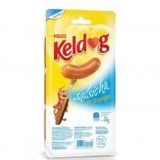 Petisco Snack Keldog Salsicha de Frango para Cães - 55g