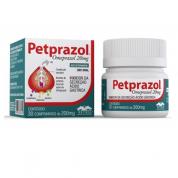 Petprazol 20mg - 30 comprimidos