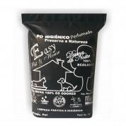 Pó Higiênico Easy Pet Eliminador de Odores Dama da Noite 1kg