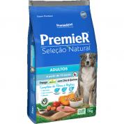 Premier Seleção Natural Chia e Quinoa Cachorros Adultos 12kg