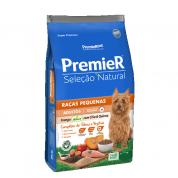 Premier Seleção Natural Chia e Quinoa Cachorros Adultos Raças Pequenas 2,5kg