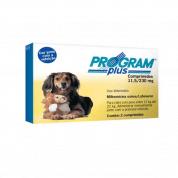 Program Plus Cães de 12 até 22kg com 2 Comprimidos
