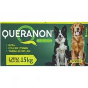 Imagem - Queranon Cachorros até 15kg 30 Cápsulas