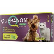 Queranon Small Size Cachorros Raças Pequenas e Gatos 30 caps
