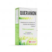 Imagem - Queranon Vitaminas Para Pele e Pelagem Cães 30 Cápsulas