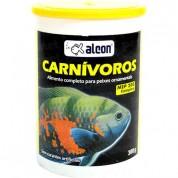 Ração Alcon Carnivoros 300g