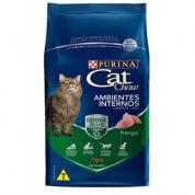Ração Cat Chow Ambientes Internos Gatos Adultos Frango 10,1kg