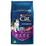 Ração Cat Chow Gatos Adultos Exigentes 1kg