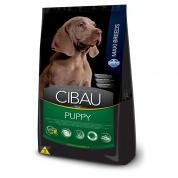 Ração Cibau Puppy Maxi Filhotes de Raças Grandes e Gigantes 25kg