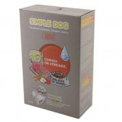 Ração Desidratada Simple Dog Cachorros Carne 440g