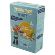Ração Desidratada Simple Dog Cachorros Filhotes 440g