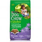 Ração Dog Chow Filhotes Raças Pequenas 1kg