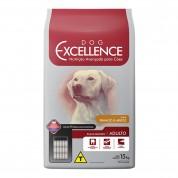 Ração Dog Excellence Adulto Raças Grandes Frango 15kg