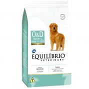 Ração Equilíbrio Veterinary Obesity e Diabetic OD Cachorros Adultos 2,5kg