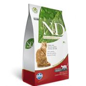Ração Farmina ND Frango e Romã Para Gatos Adultos 10,1kg