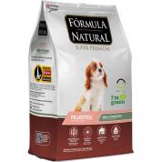 Ração Fórmula Natural Frango Cachorros Filhotes Raças Pequenas e Mini 7kg