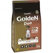 Imagem - Ração Golden Duo Cachorros Adultos Frango e Carne Mini Bits 3kg