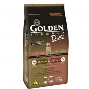 Imagem - Ração Golden Duo Frango e Carne 15kg